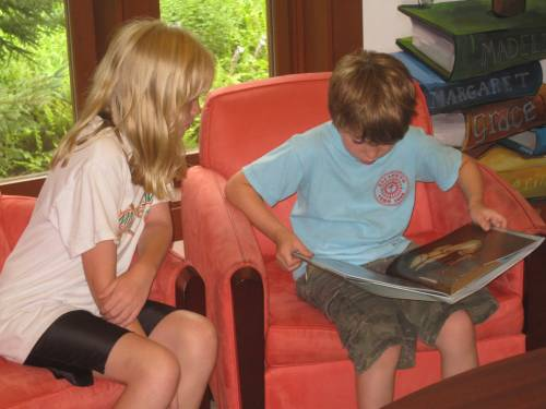 Essex Library Reading Buddies